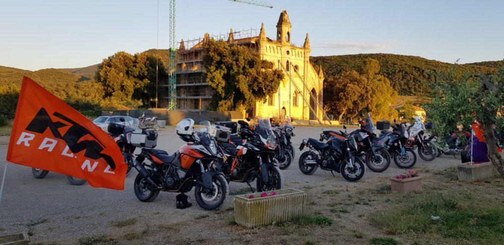 Raduno LC8 Forum_KTM_Lazio_Farnesiana_Celestini