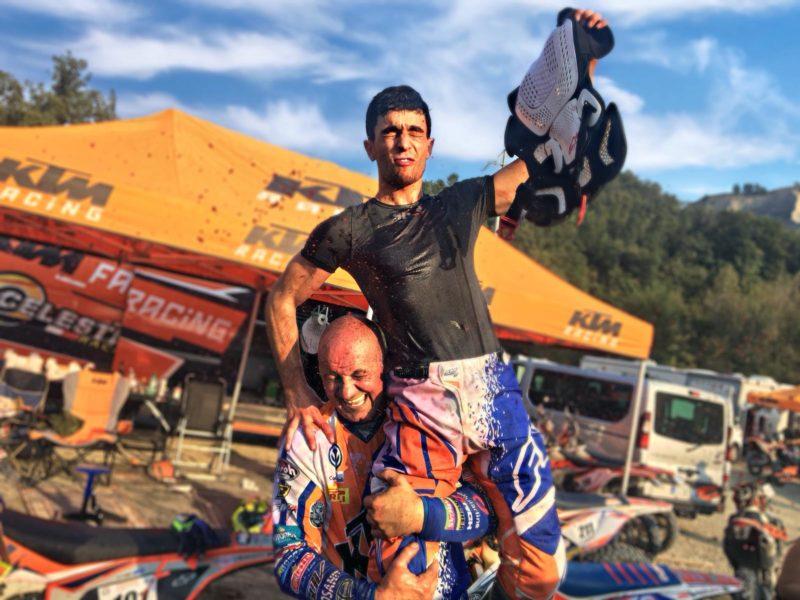 Trofeo Enduro KTM_Filippo Grimani_moto ktm