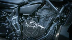 motore yamaha mt 07
